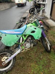 バイク回収 岡山